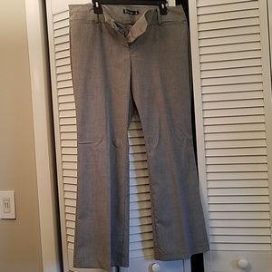 NY&C 7th Ave Gray Trouser